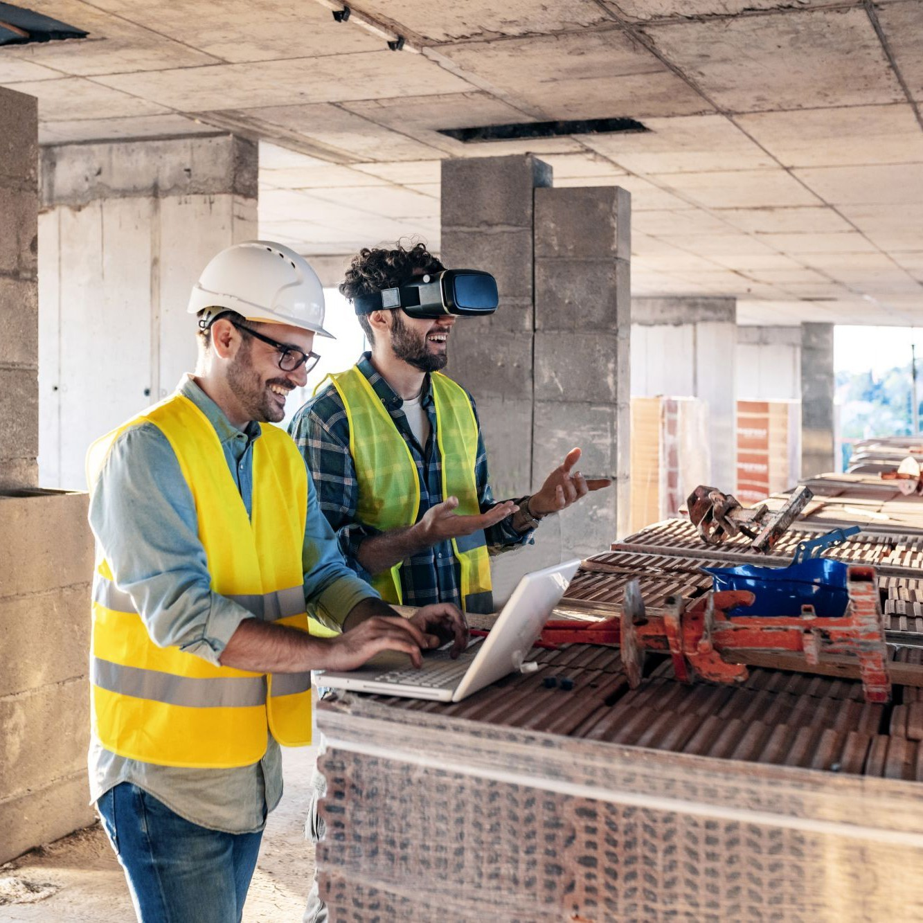 we optimize everything, we design 3D, BIM, everything is 3D simulated, we do the construction quality management using the latest technologies, h4l, home 4 life, the neighborhood that enlivens life