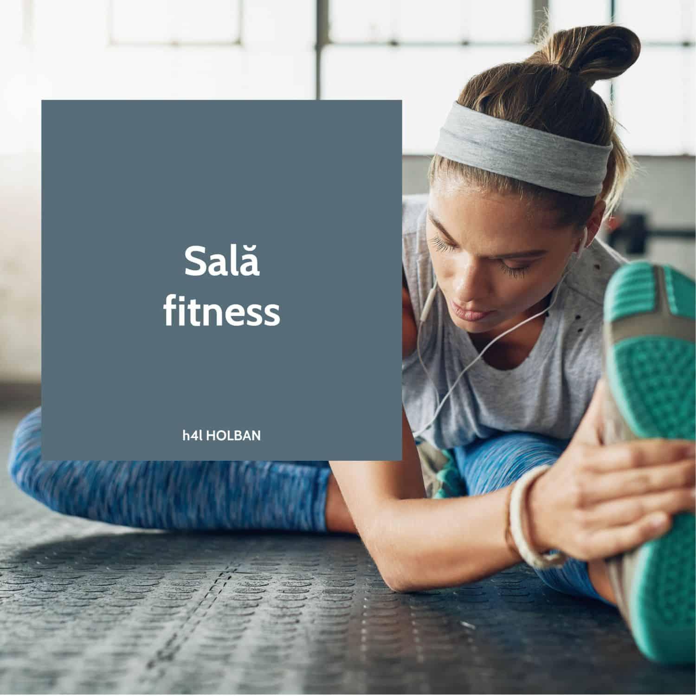 h4l HOLBAN - Sală fitness