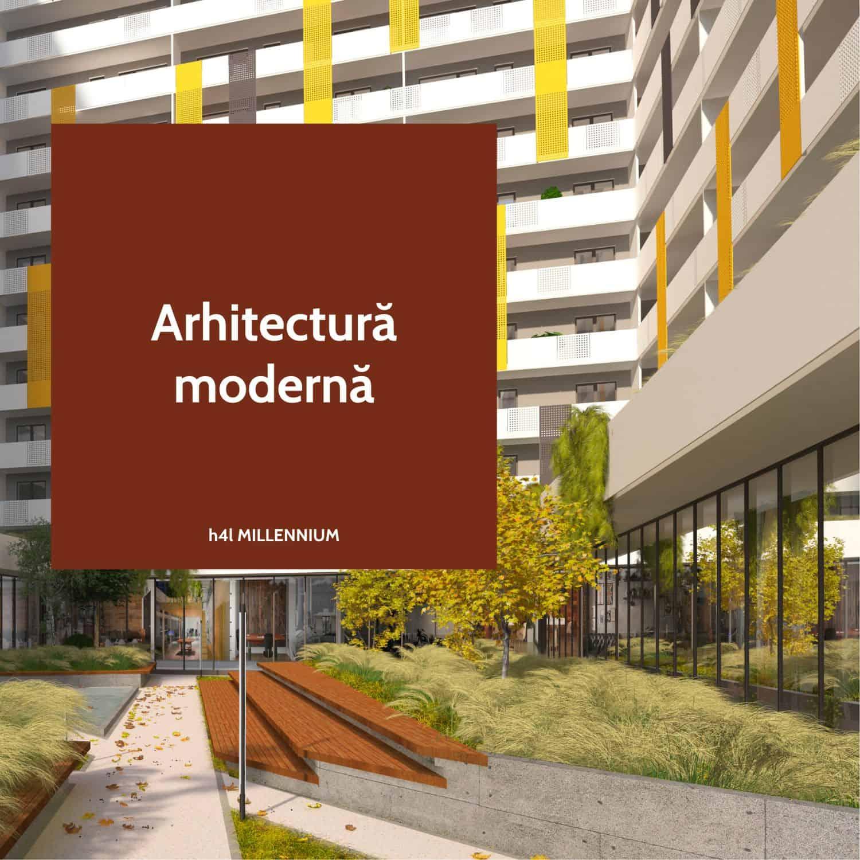 Arhitectură modernă