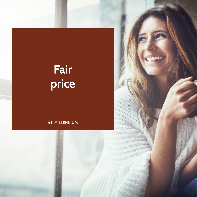 Fair price