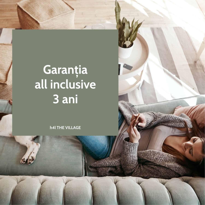 Garanția all inclusive 3 ani
