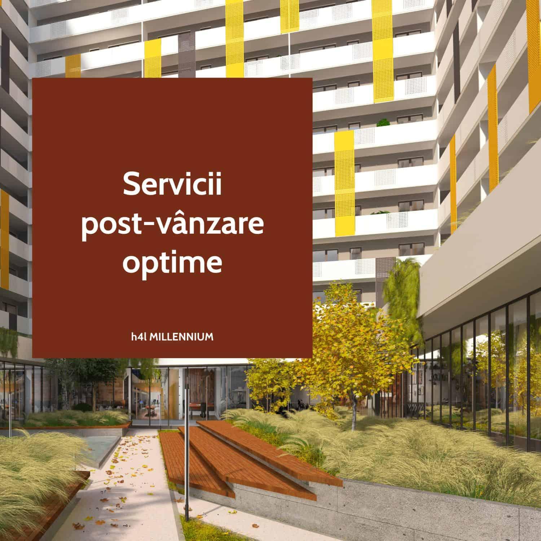 Servicii post-vânzare optime