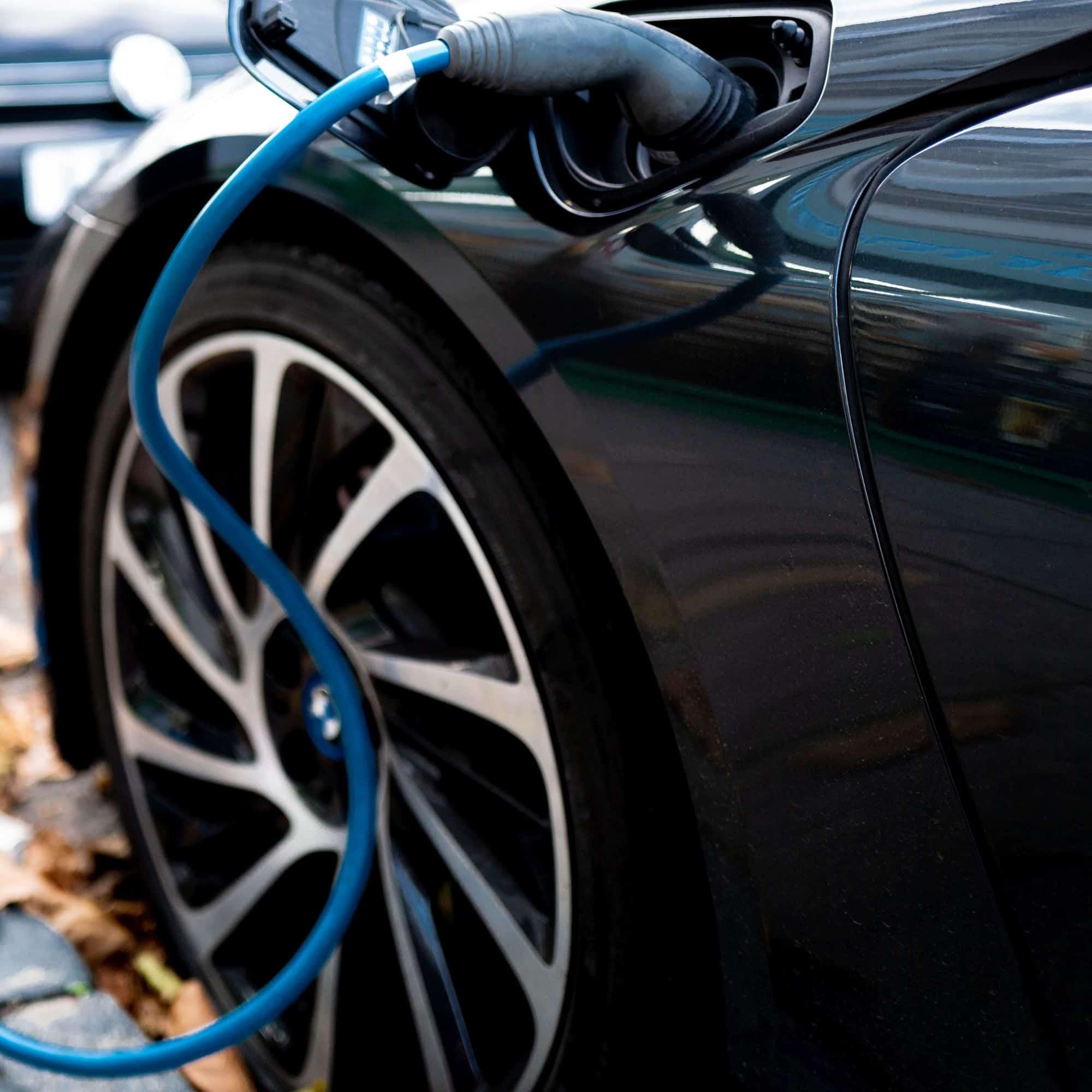 smart, optional, kit for EV charging station